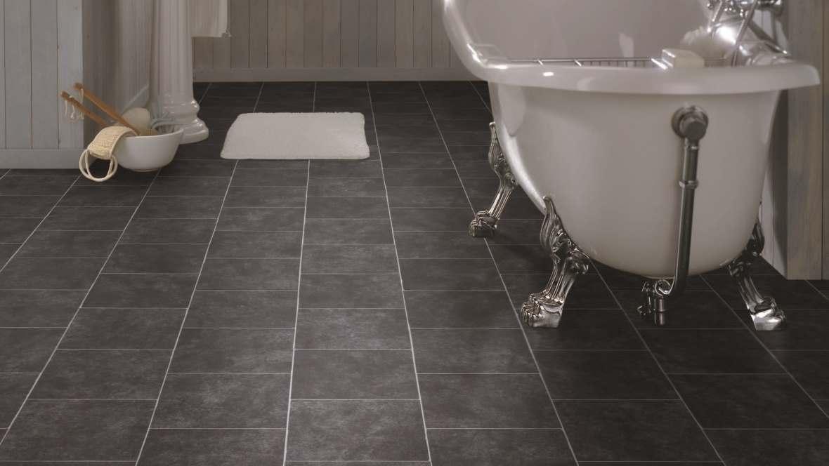 Flotex bathroom flooring