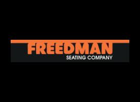 Freedman Seating Company Sanitized